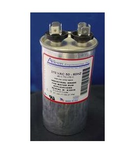 12.5 mFd, 370 Vac, Round Motor-run AC Capacitors