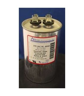 30.0 mFd, 370 Vac, Round Motor-run AC Capacitors