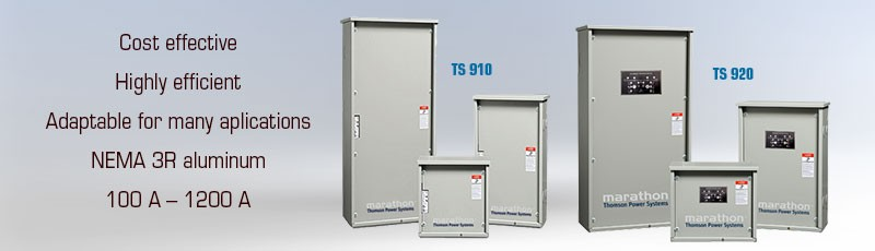 Automatic Transfer Switches - B